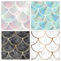 wall genie tile stickers wall stickers