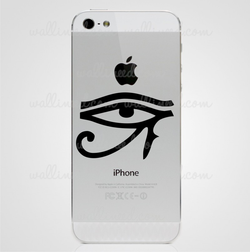 Horus Eye Sticker iPhone Sticker