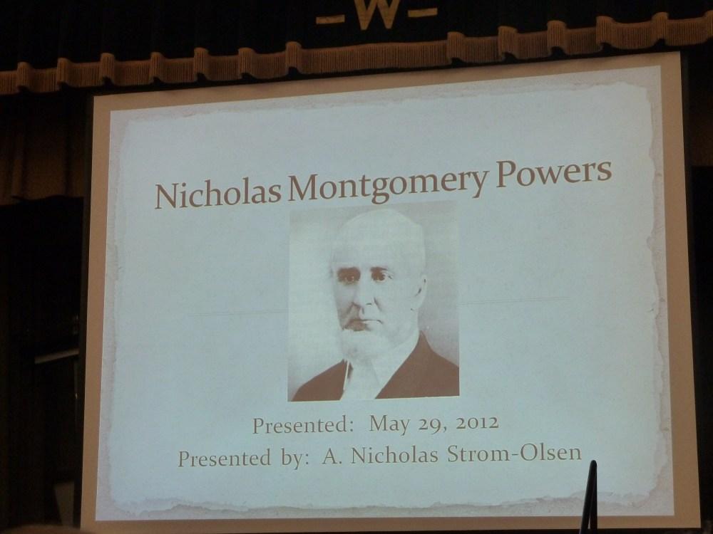 The Covered Bridges of Nicholas Powers (1/6)