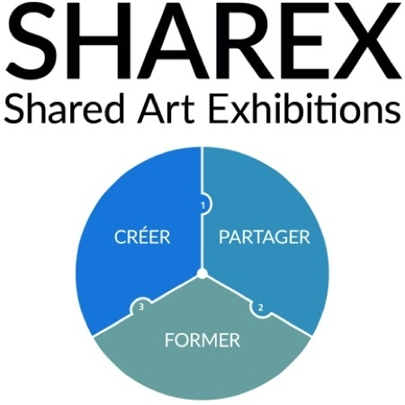 Accéder au site SHared ARt EXhibitions (SHAREX)