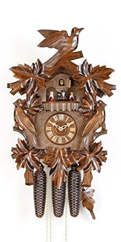 Hekas KA 3675/8 EX 8-Day Cuckoo Clock