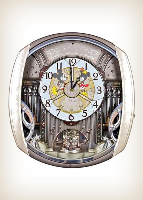 Seiko FW563A Disney Time Melody in Motion Clock