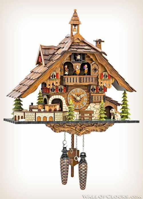 Engstler 48110 QMT Cuckoo Clock