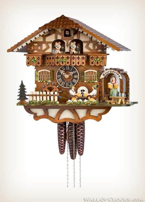 Hones HO 6764T Zenzi Cuckoo clock