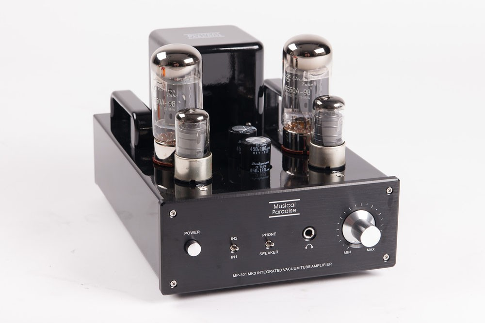 Musical Paradise MP-301 MK3 Integrated Tube Amp (2013 Deluxe Version