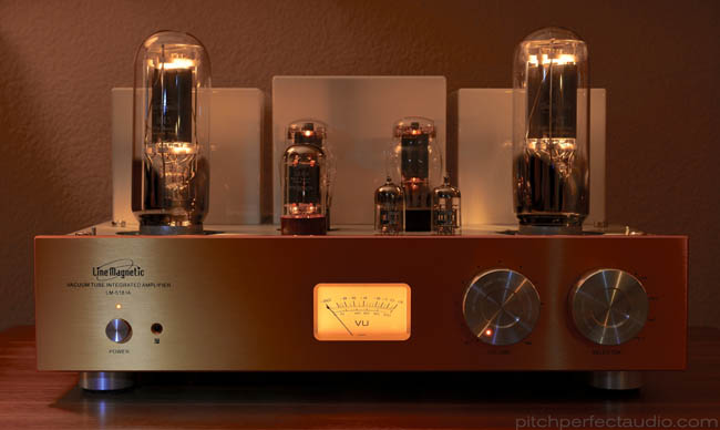 Line Magnetic 518ia integrated amplifier  North American