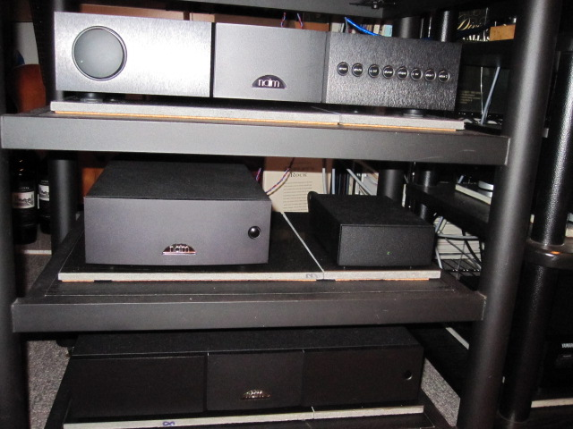 Naim Supernait 2 integrated amplifier | Wall of Sound