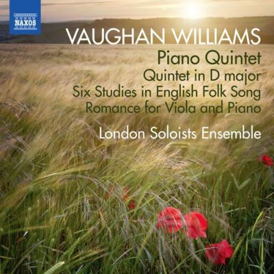 Vaughan Williams cover