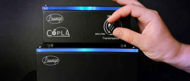 Breaking the Sound Barrier in L.A.: Lounge Audio's 'Copla' MC step-up amplifier