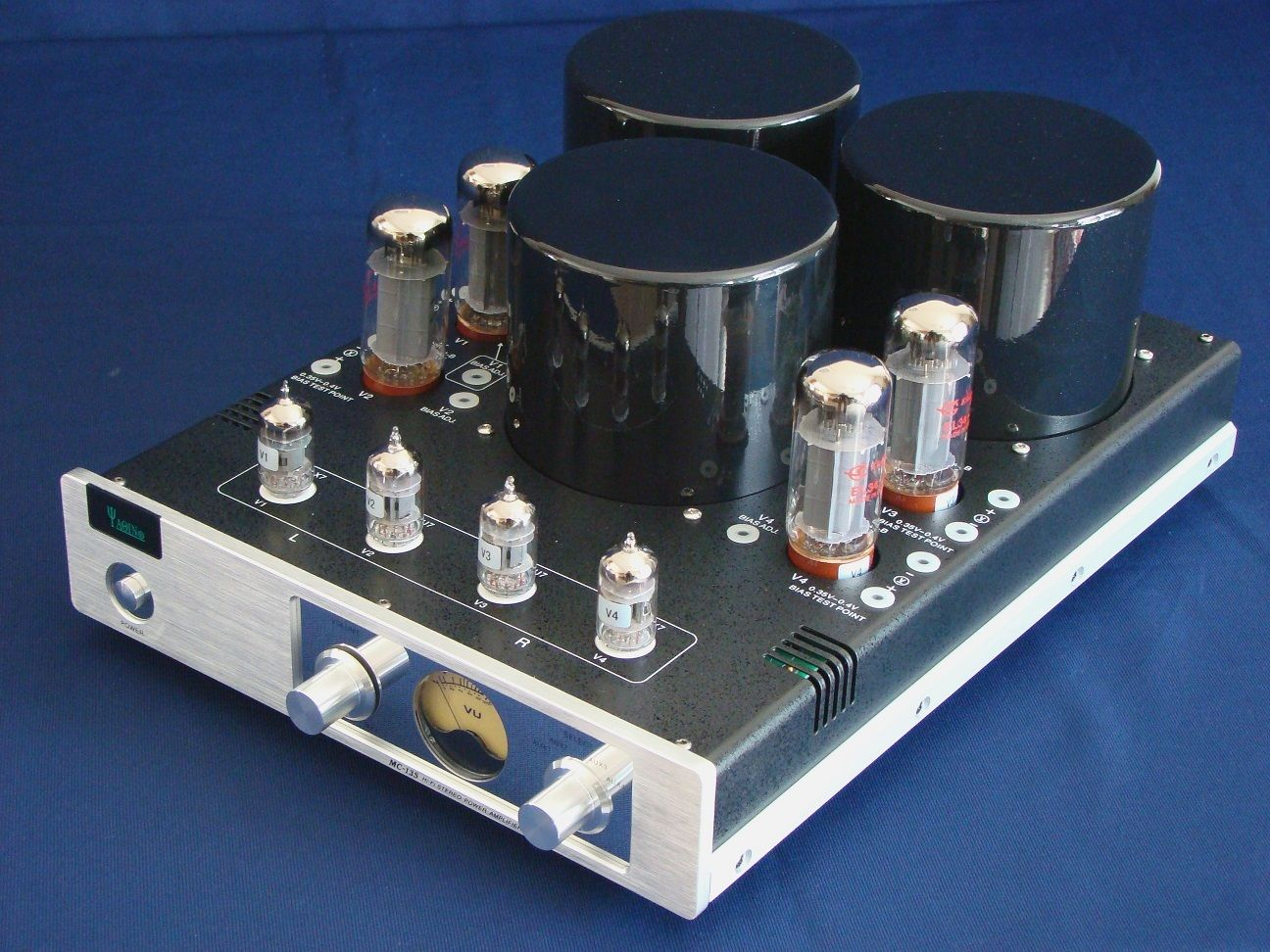 Review: Yaqin MC13S Stereo Integrated Amplifier | Wall of