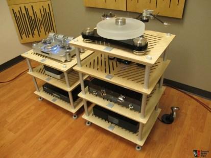 codia-acoustic-design-stage-1000-4-tier-audio-rack-near-mint
