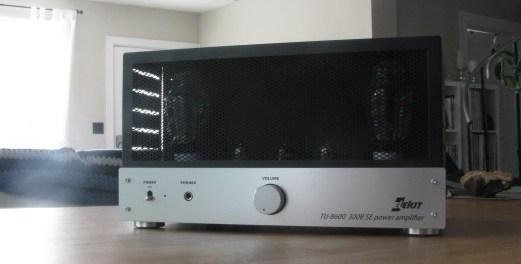 Review: Elekit TU8600 Single-Ended 300B Amp (Part 1) | Wall