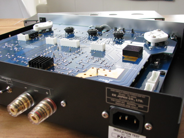 Review: Elekit TU8600 Single-Ended 300B Amp (Part 1) | Wall of Sound