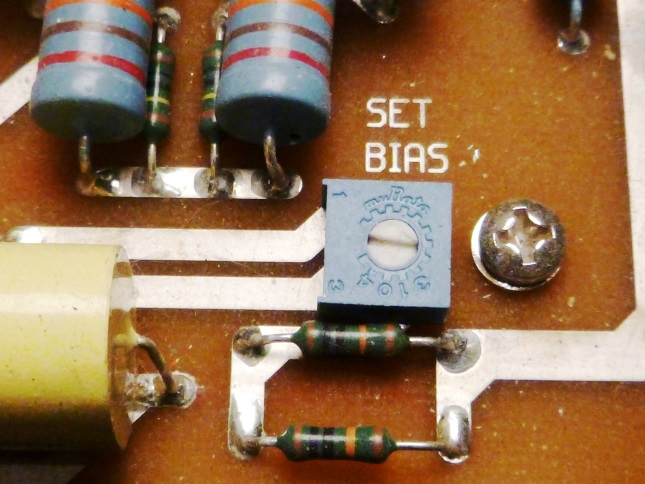Output Tube Biasing, An Introduction | Wall of Sound | Audio