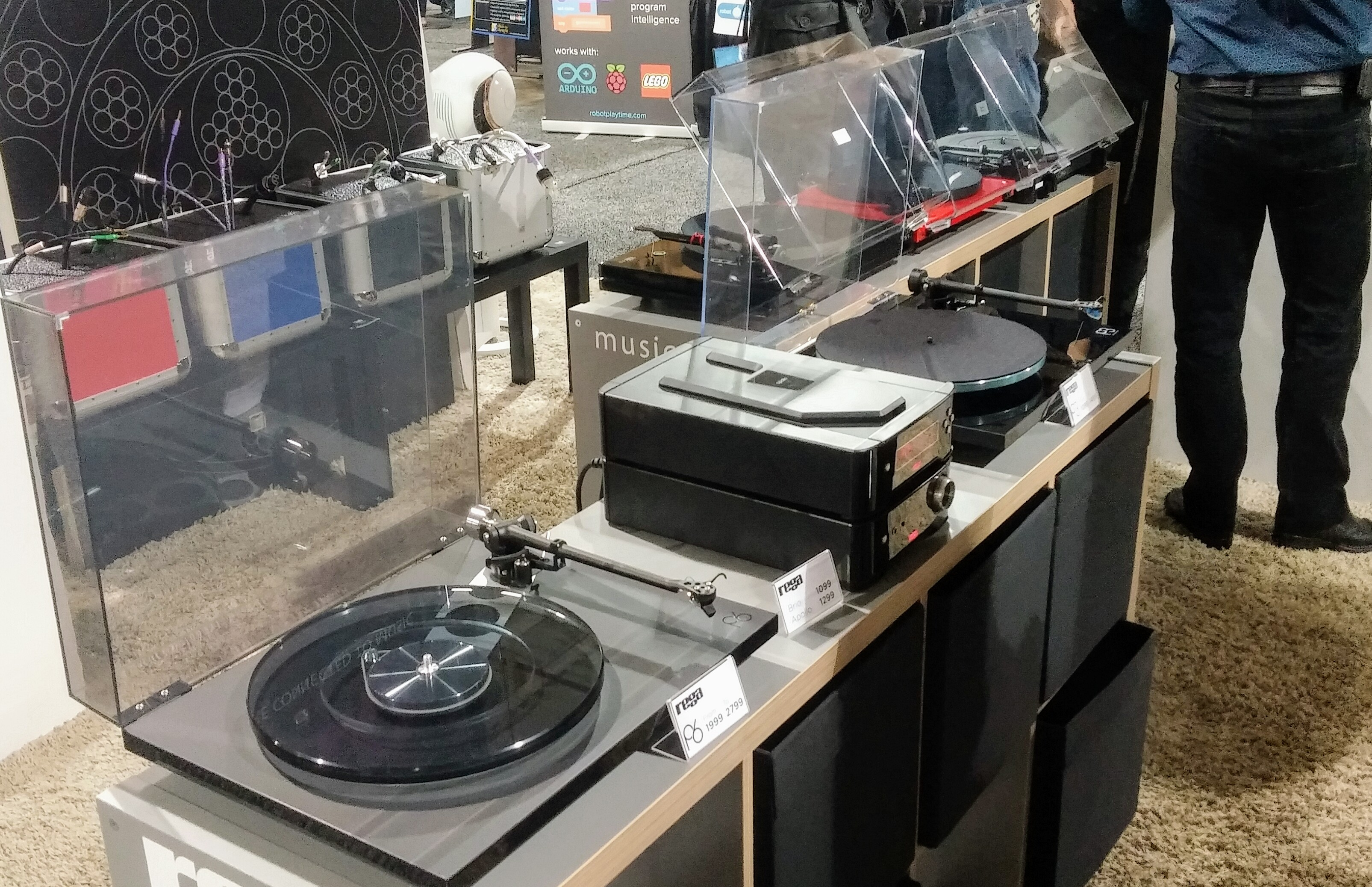 TAVES Show 2017, a mini-report | Wall of Sound | Audio and