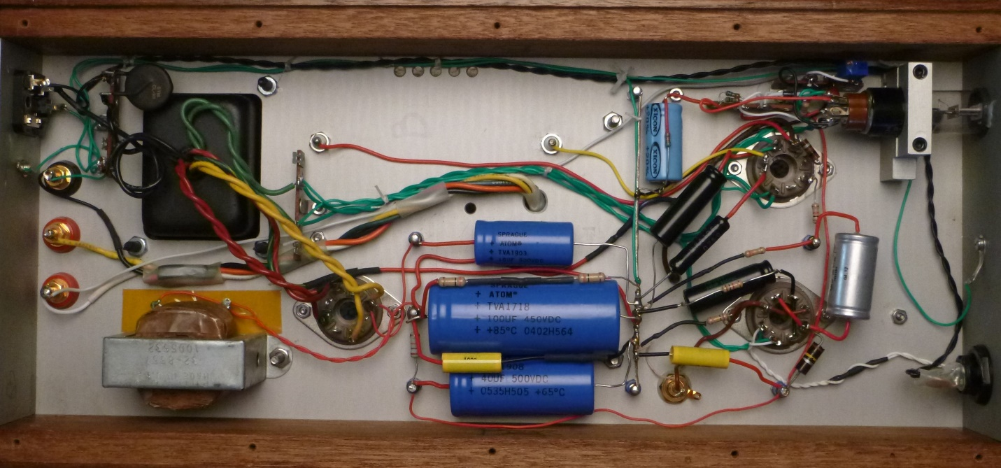 Output Tube Biasing, An Introduction – Part 2 | Wall of Sound