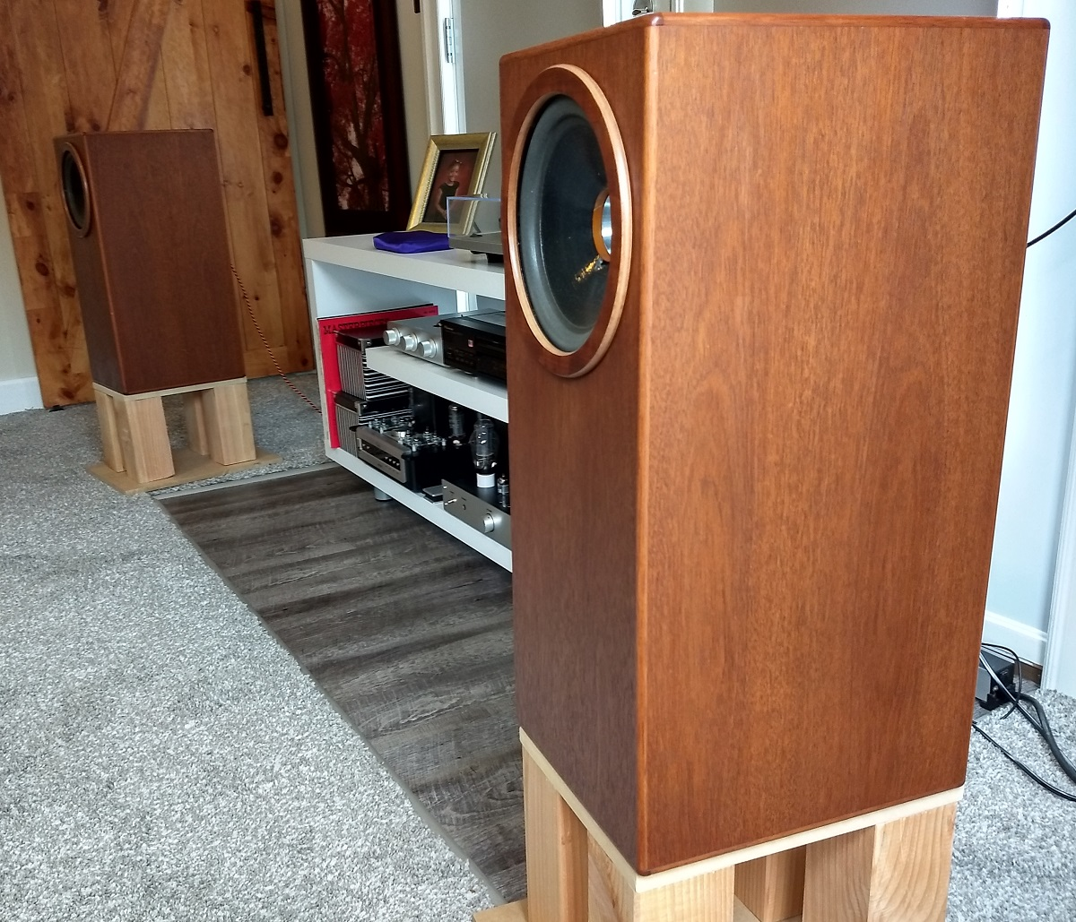 Review: The Coherent Model 8 – A Speaker For (Real) Life