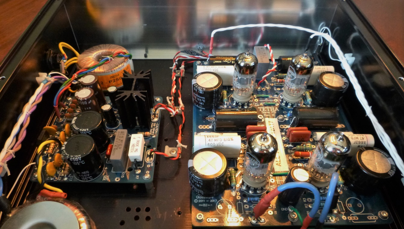 DIY Tube Phono Stage Build, Needing a Sponsor | Wall of Sound
