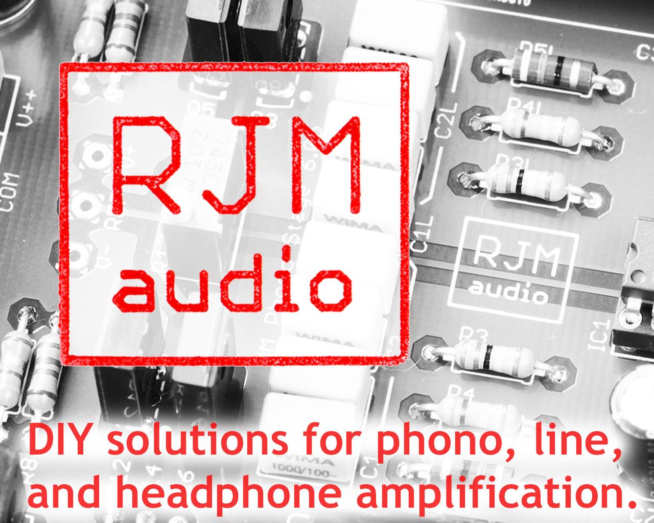 RJM audio banner 3