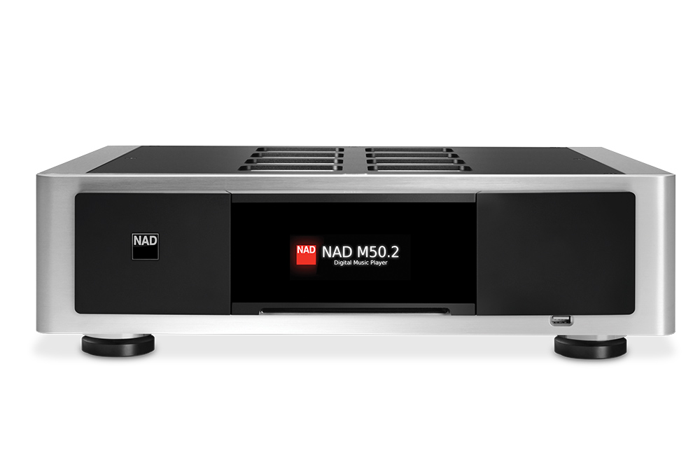 Digital Music Player Reviews: Part 1, The NAD 50 2 Digital