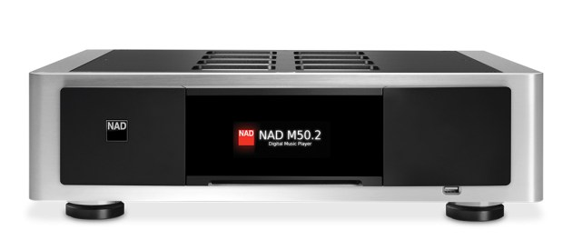 Digital Music Player Reviews: Part 1, The NAD 50.2 Digital Music Player