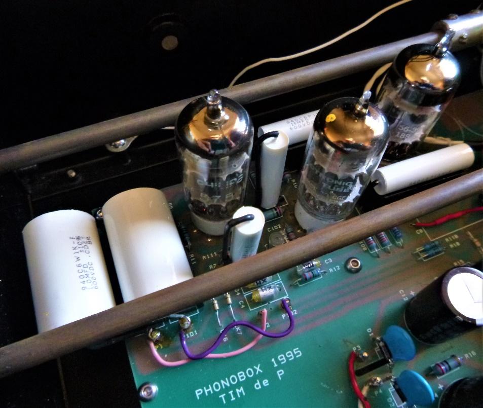 C L E A R  834L: The Rejuvenation of an Esoteric Audio Research
