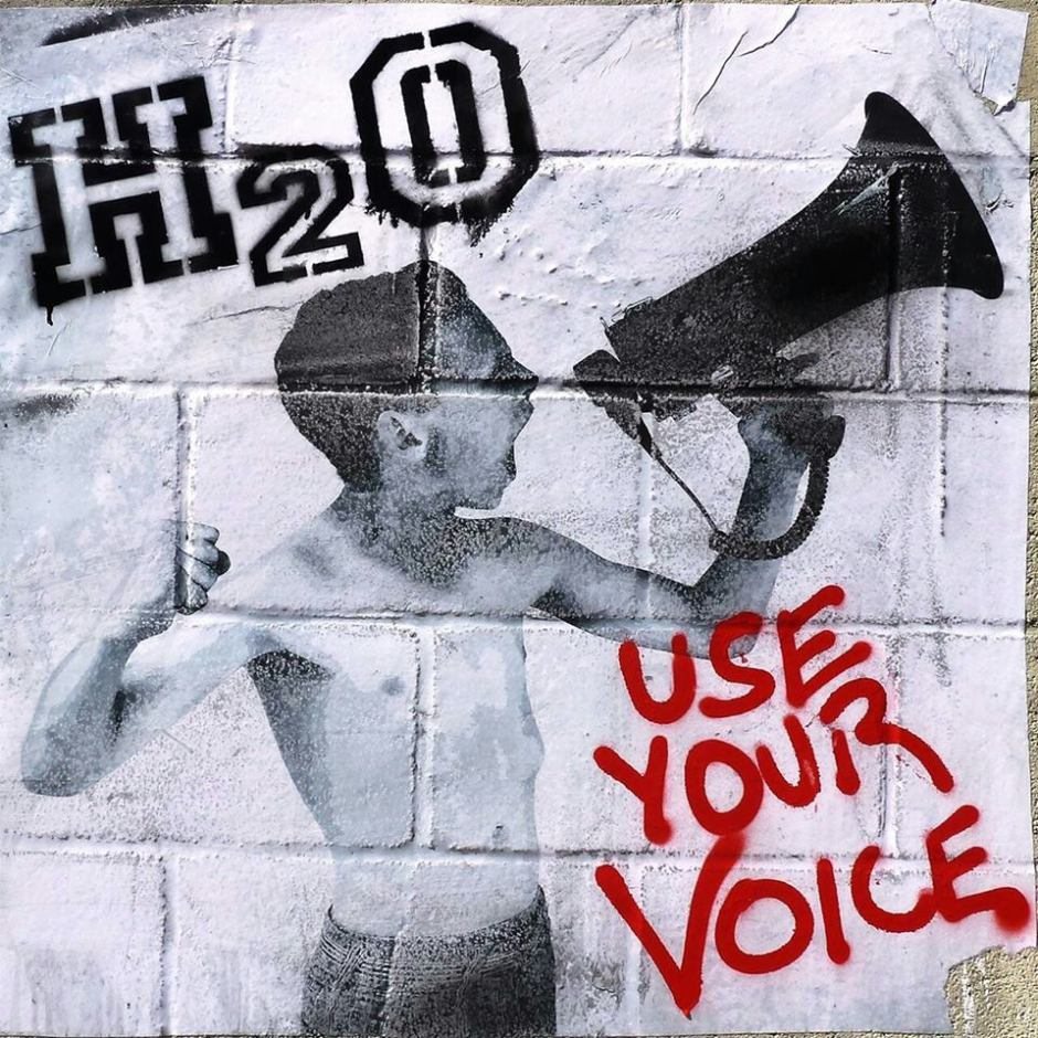 h2o use voice