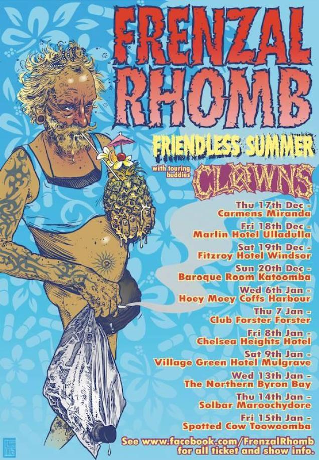rhomb tour