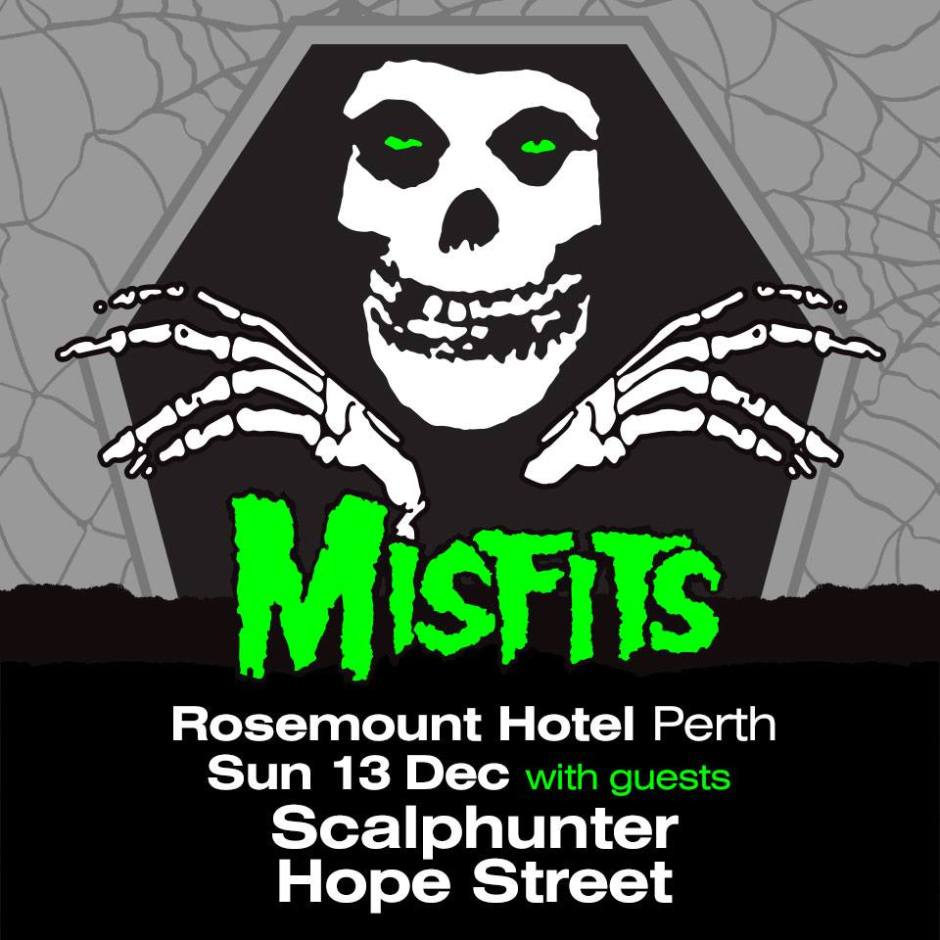 misfits scalphunter
