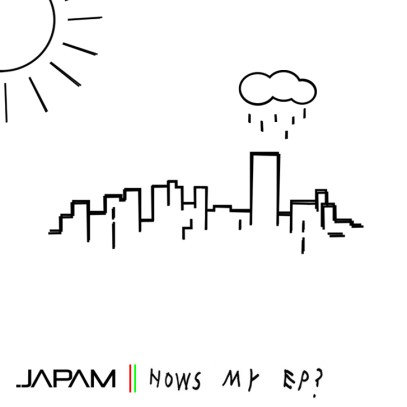 Japam EP Cover Front