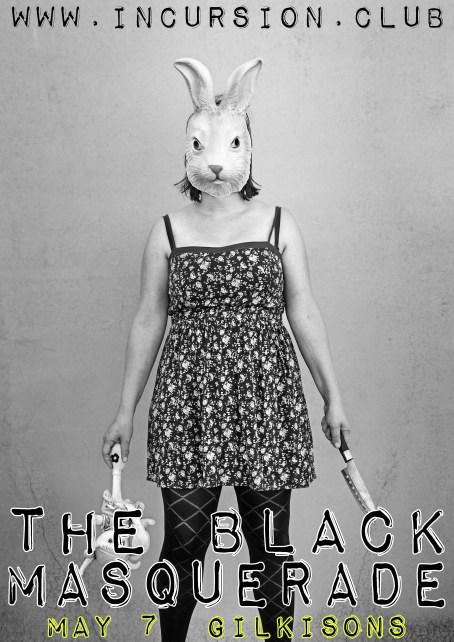 The Black Masquerade 2016_A3