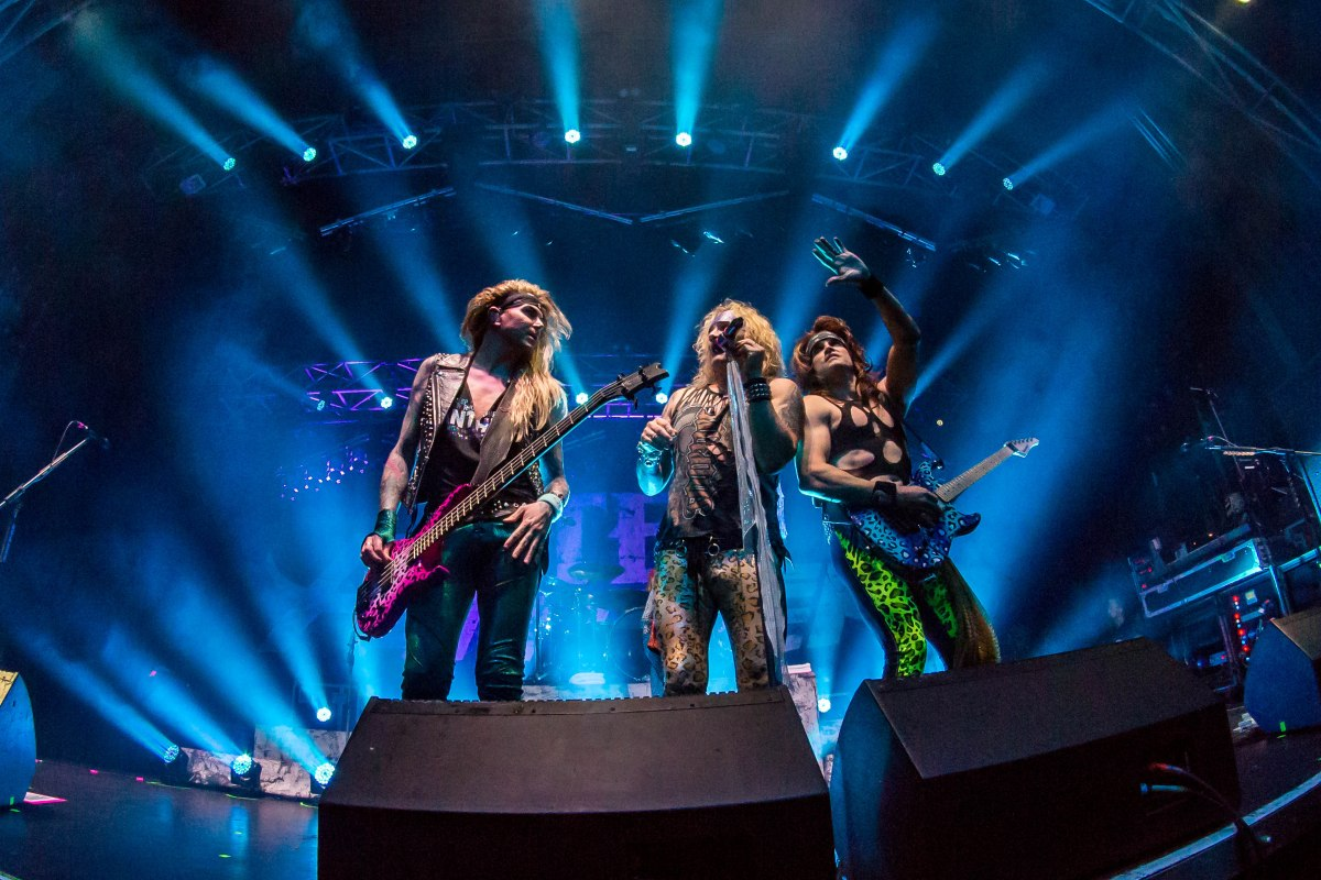 A World First Steel Panther Tour is Coming!