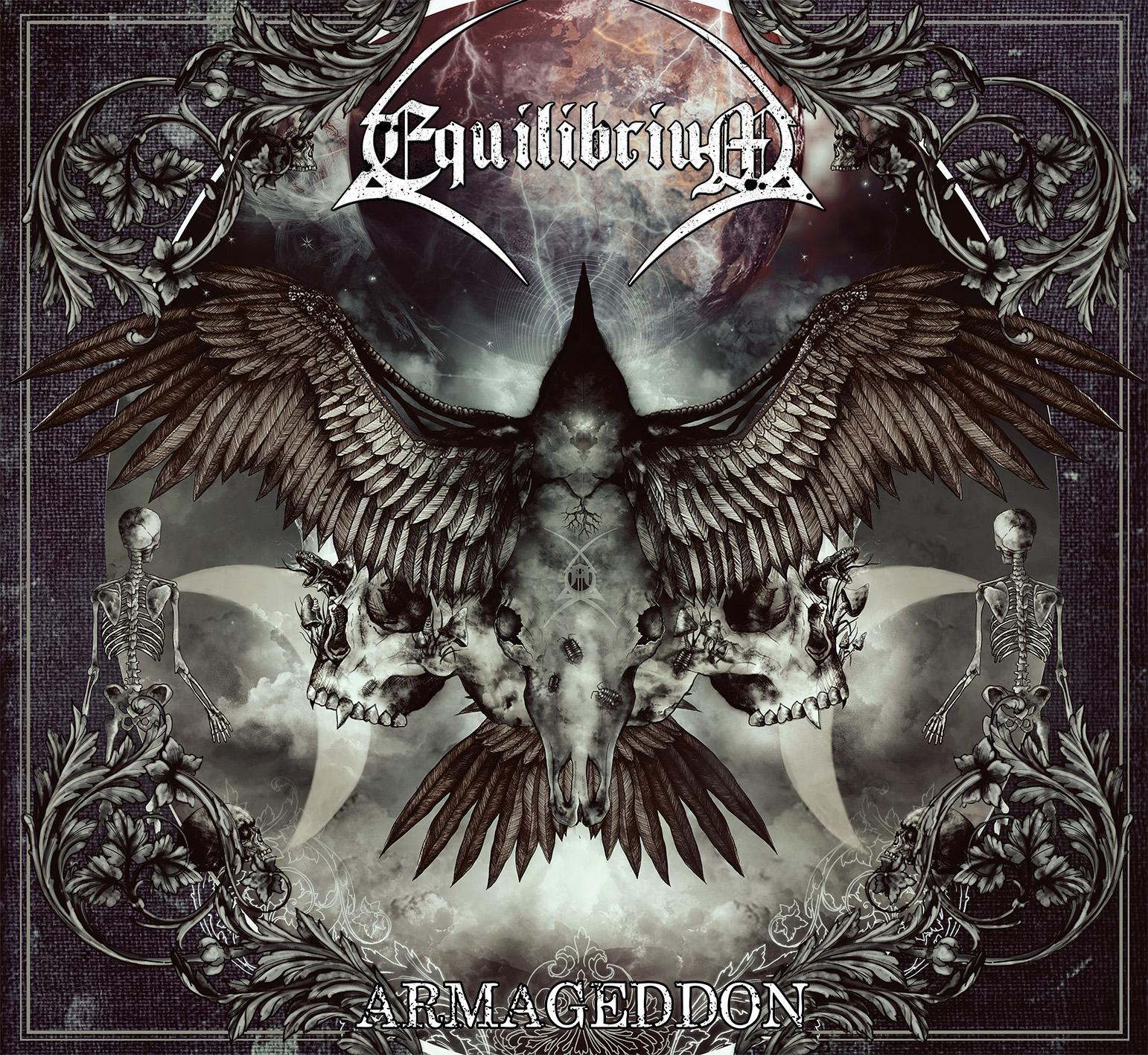 Equilibrium – Armageddon – Artwork