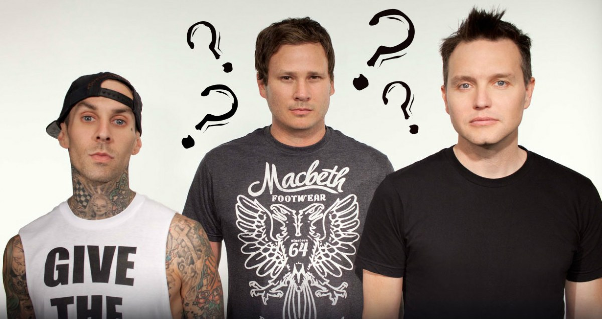 Is Tom Delonge back in blink-182?