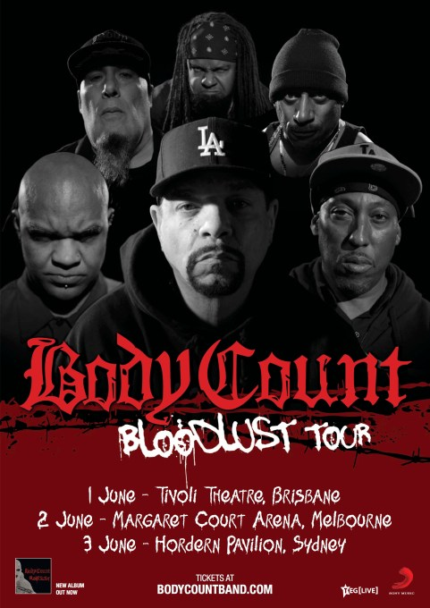 bloodlust tour