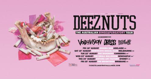 deez nuts binge tour