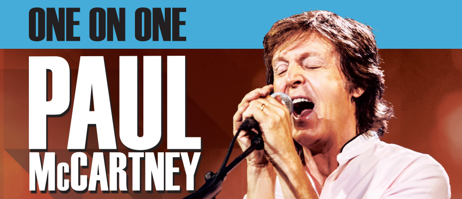 Can't Buy Me Love... But You Can Buy a Ticket to See Sir Paul McCartney