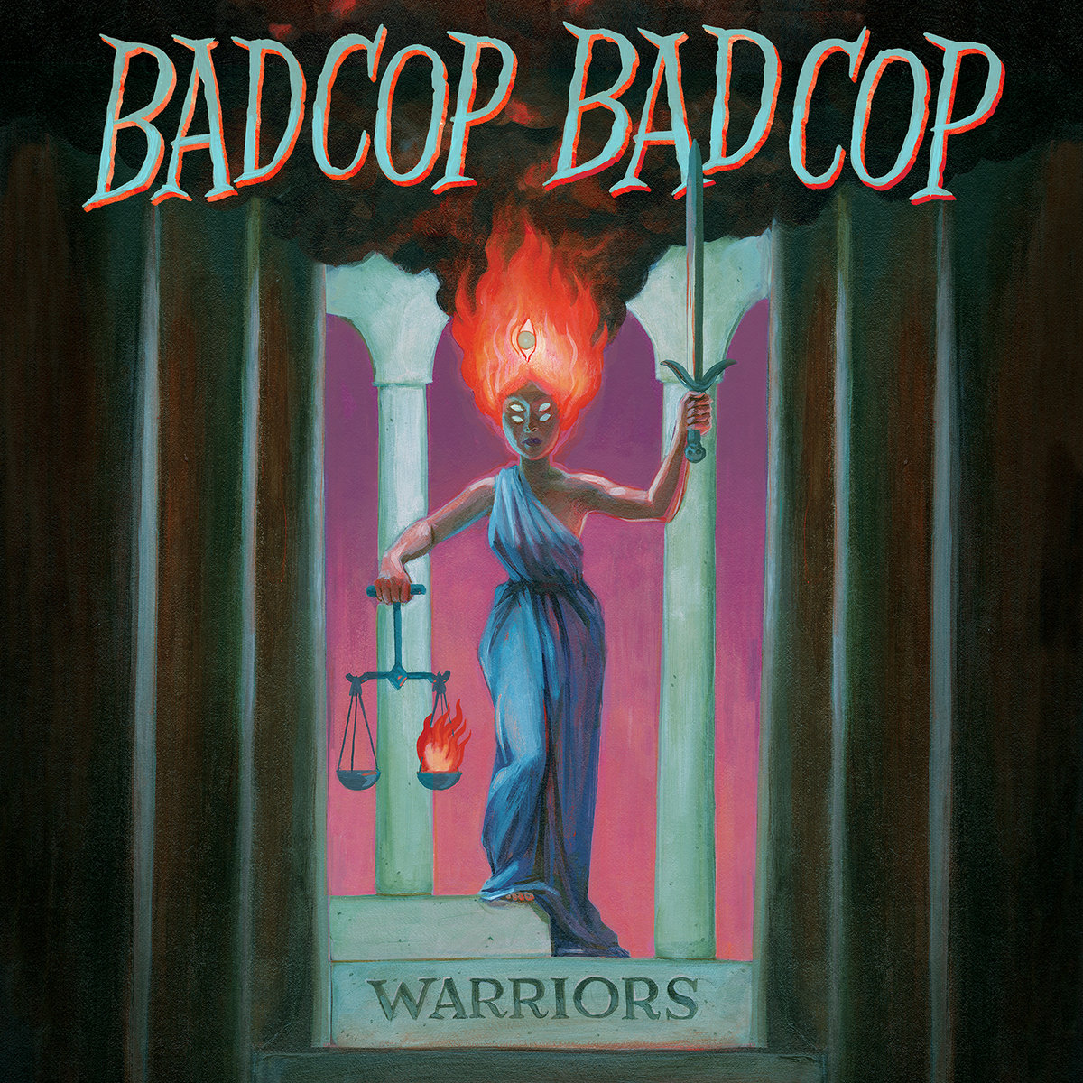 Bad Cop/Bad Cop - Warriors (Album Review)