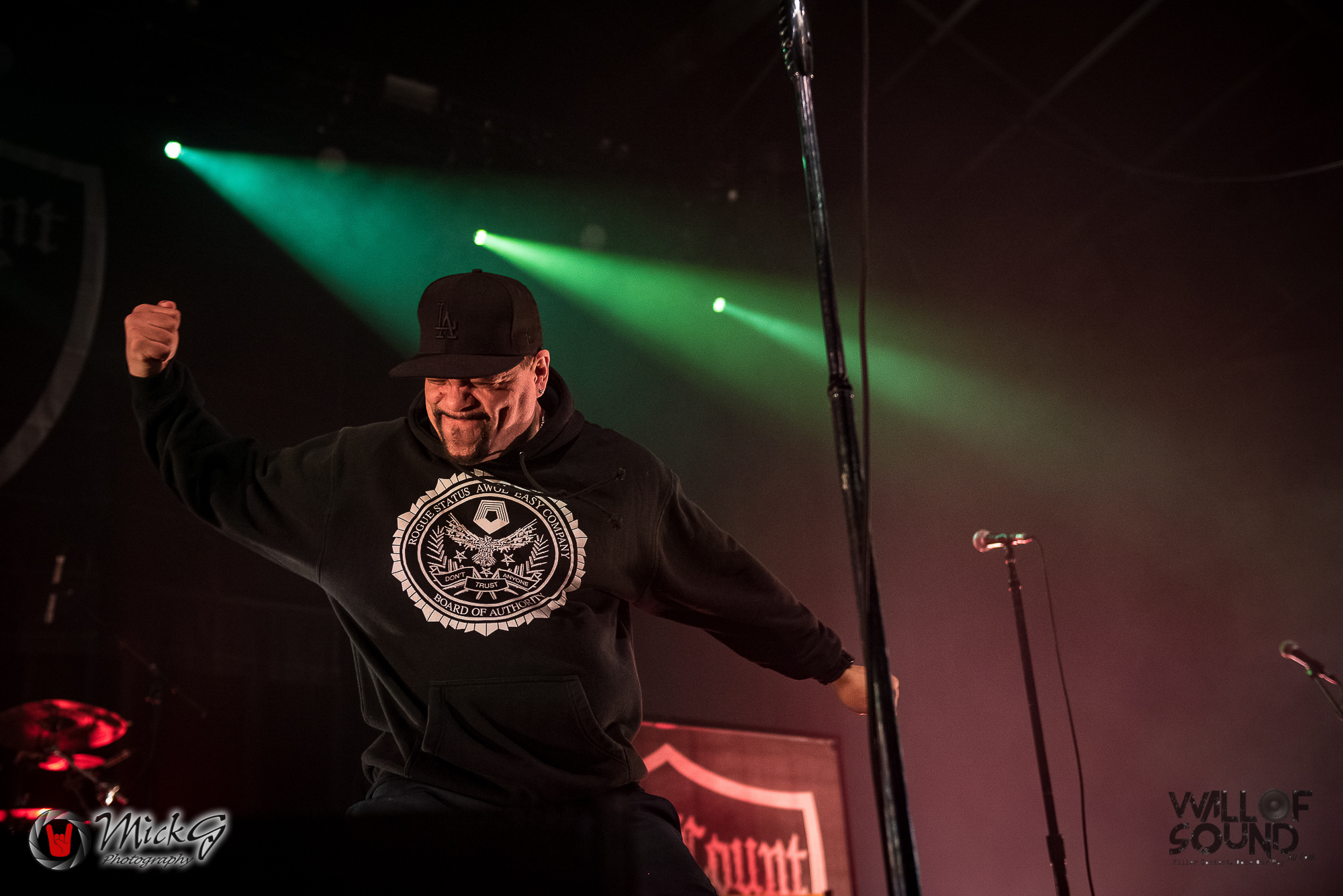 Body Count – Gig Review & Photo Gallery 3rd June @ Big Top
