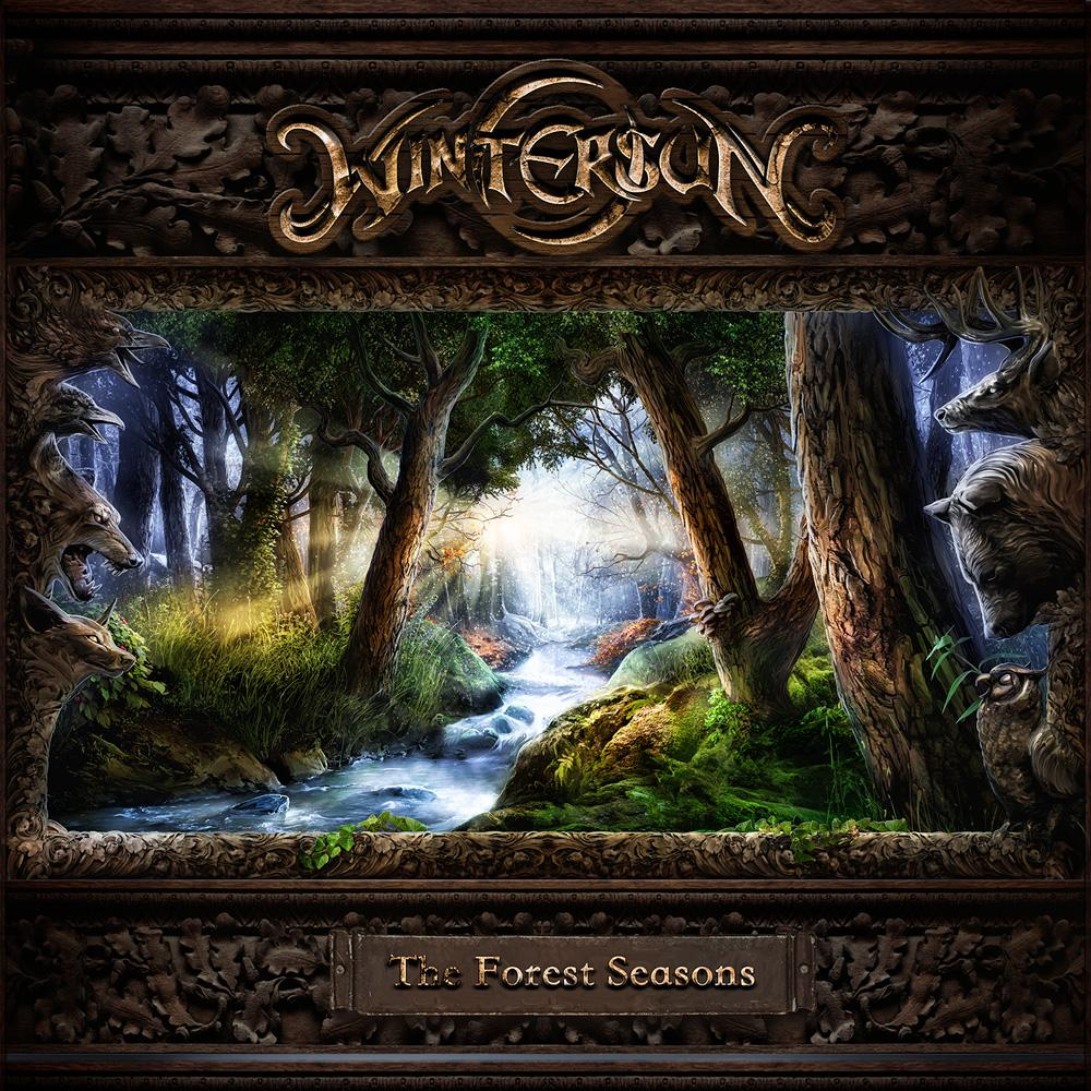Wintersun - The Forest Seasons (Album Review)