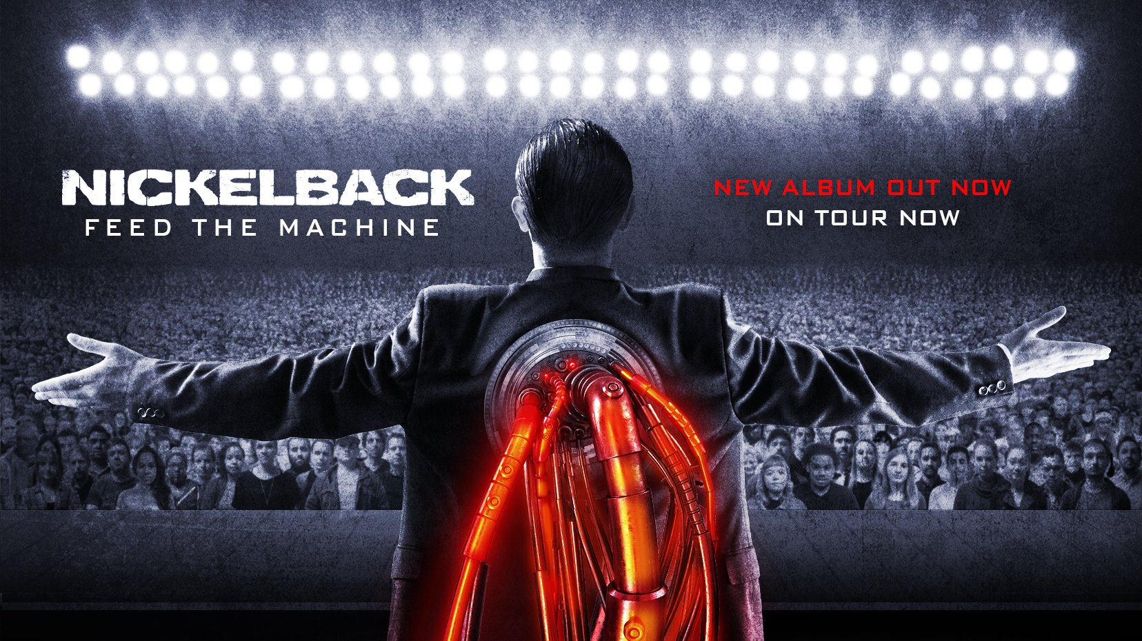 Nickelback Feed The Machine Album Review Wall Of Sound