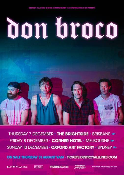 don broco tour