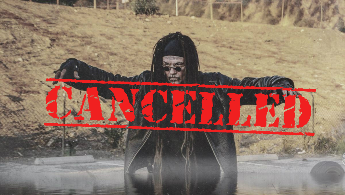 Ministry Cancel Headlining Australian Tour