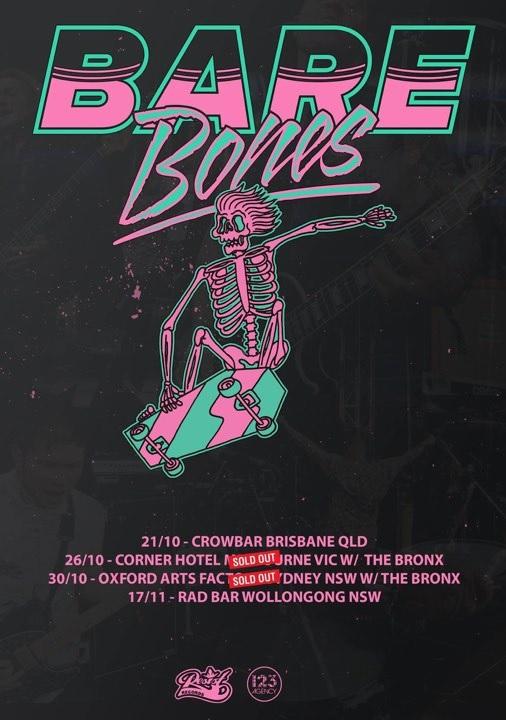 bare bones tour