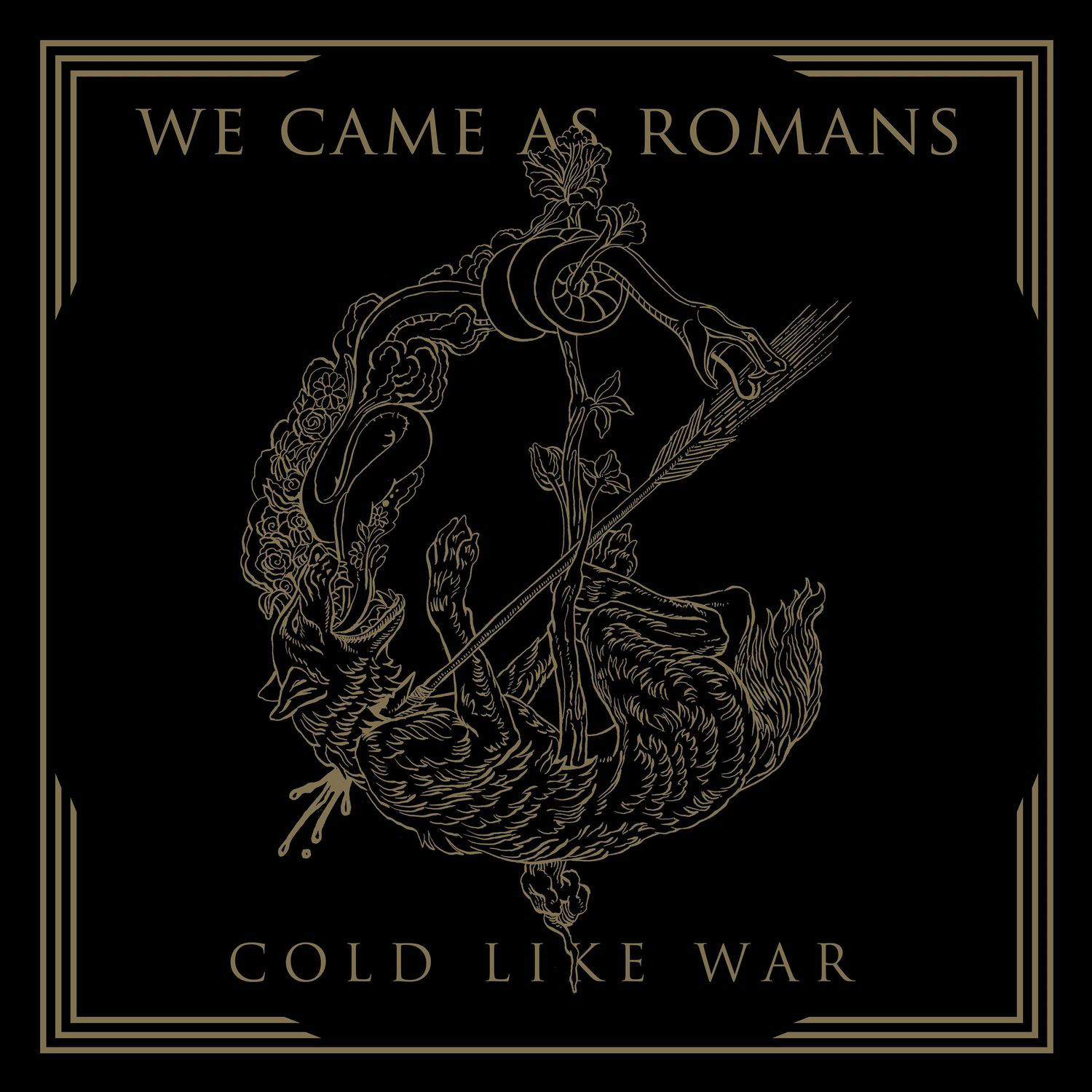 we came as romans cold