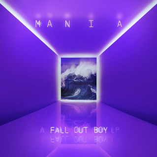 fall out boy m a n i a