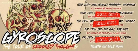 gyroscope tour