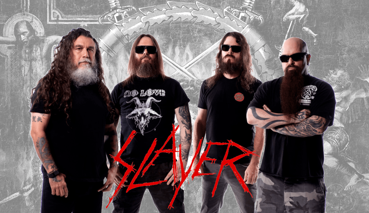 Slayer Announce Farewell Tour