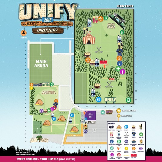 unify map