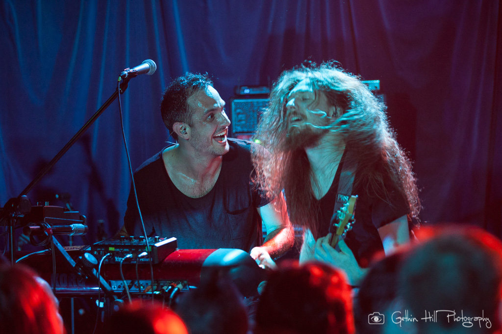 Osaka Punch - Photo Gallery 24th Feb @ The New Globe Theatre, Brisbane QLD